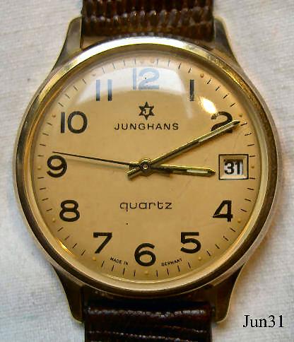 Junghans uhren quartz